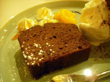 CAFE HOOMEE(ホーミー) ガトーショコラ