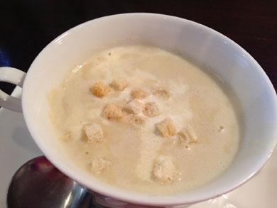 barrefuge-さつまいものスープ