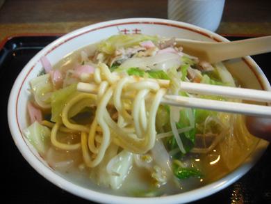 sengokuya-ちゃんぽん2