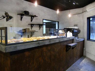 breadaespresso-店内