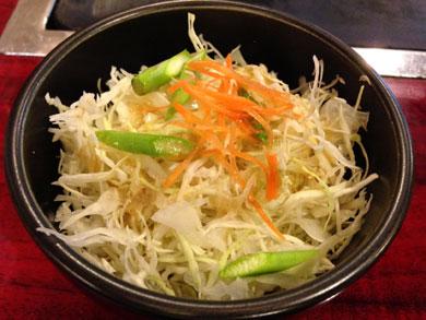 yuzu-サラダ