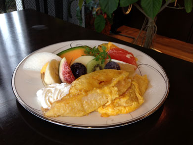 hamatsu-フルーツフレンチトースト