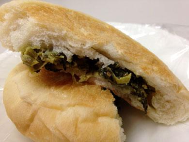 montee-高菜のおやき2