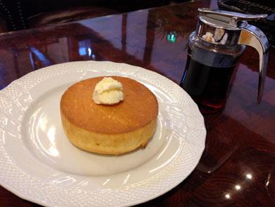 hoshino-窯焼きスフレパンケーキ