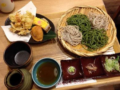 saisakiya-そばセット