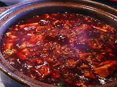 redlantern-麻婆豆腐