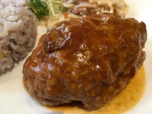 terzo-煮込みハンバーグ定食2