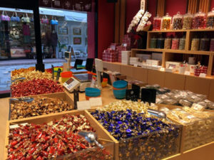 chocolate-店内