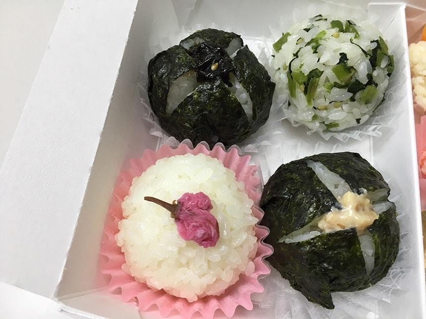 Natural Foods Life ikiru(イキル)おむすび4個