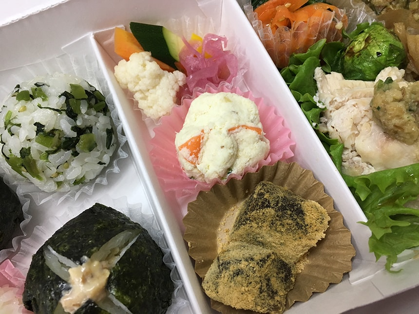 Natural Foods Life ikiru(イキル)おかず1