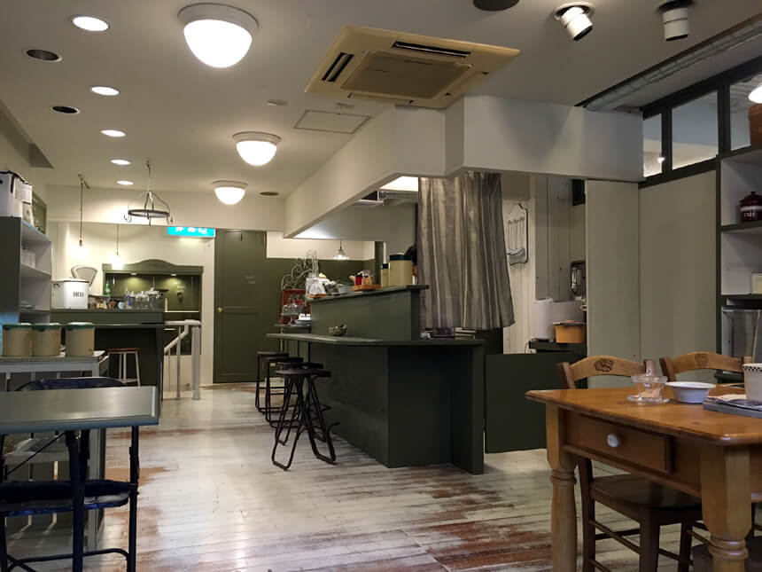 nillstylcafe-店内