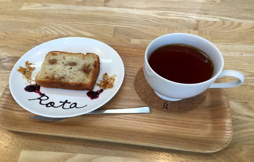 Rota Cafe(ロタカフェ) ケーキ