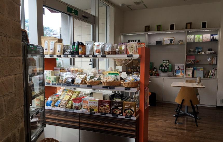 Rota Cafe(ロタカフェ) 店内2
