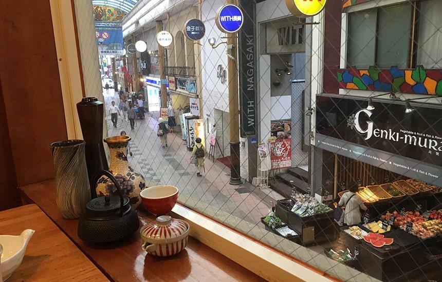 珈琲 YOSIO 店内2