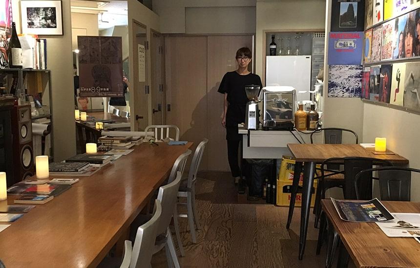 カフェ豆ちゃん 店内