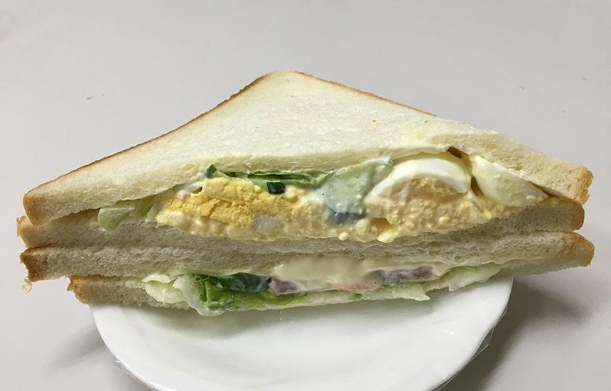 山並家 サンドイッチ