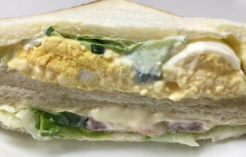 山並家 サンドイッチ2