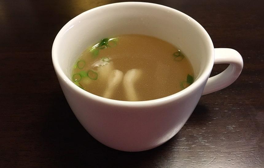 陽龍 スープ