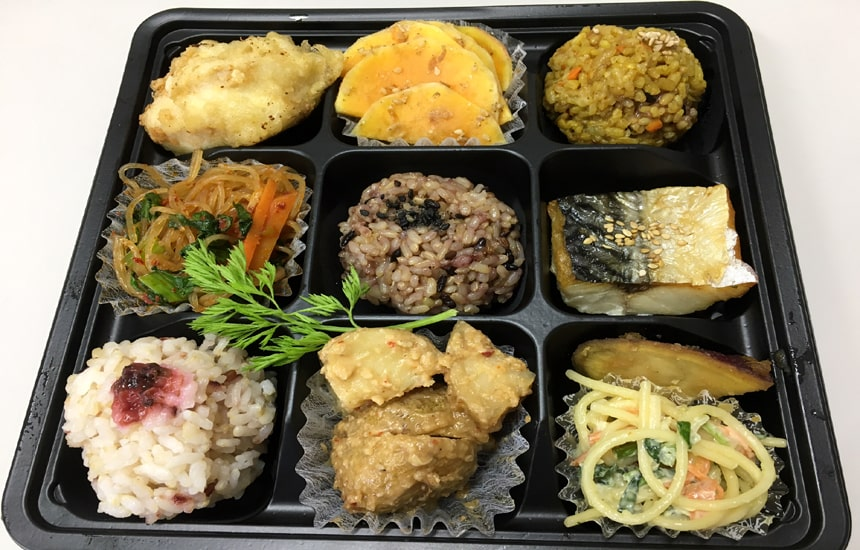 GREEN GROCERY STORE 弁当2