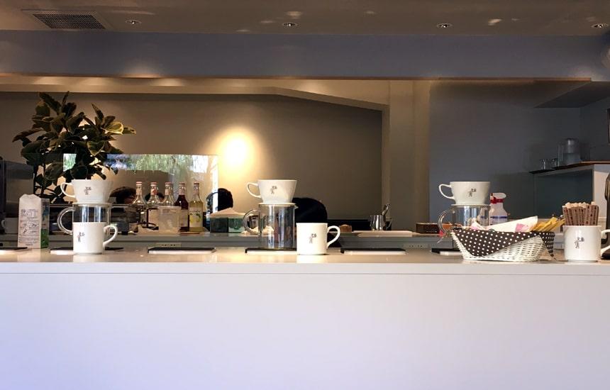 ツルさんのコーヒー 店内2