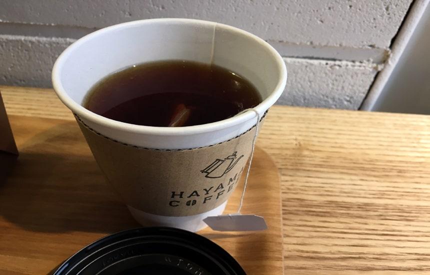 葉山珈琲 紅茶