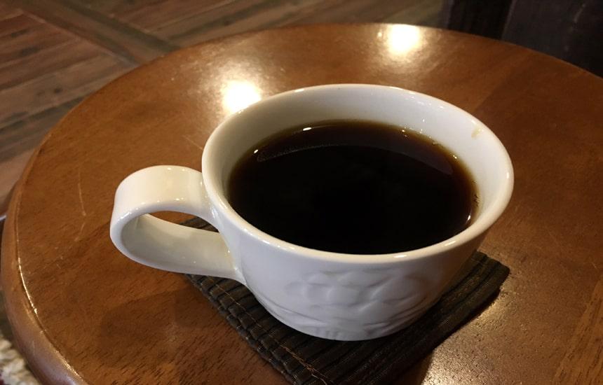 ナカシマガワノエン マルサンカクシカク コーヒー