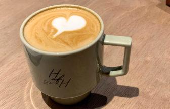hafhcafe-カフェラテ