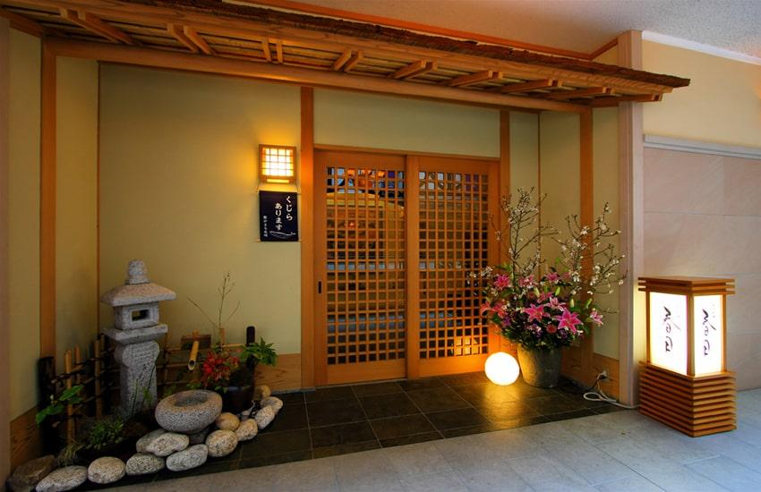 日本料理「春日」外観