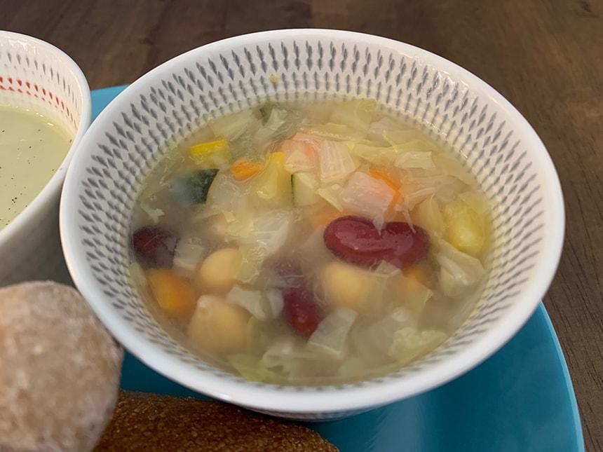 木曜日のくしゃみ スープ