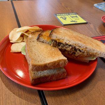 Dejima Cafe Alii(アリィ) チリミートサンド