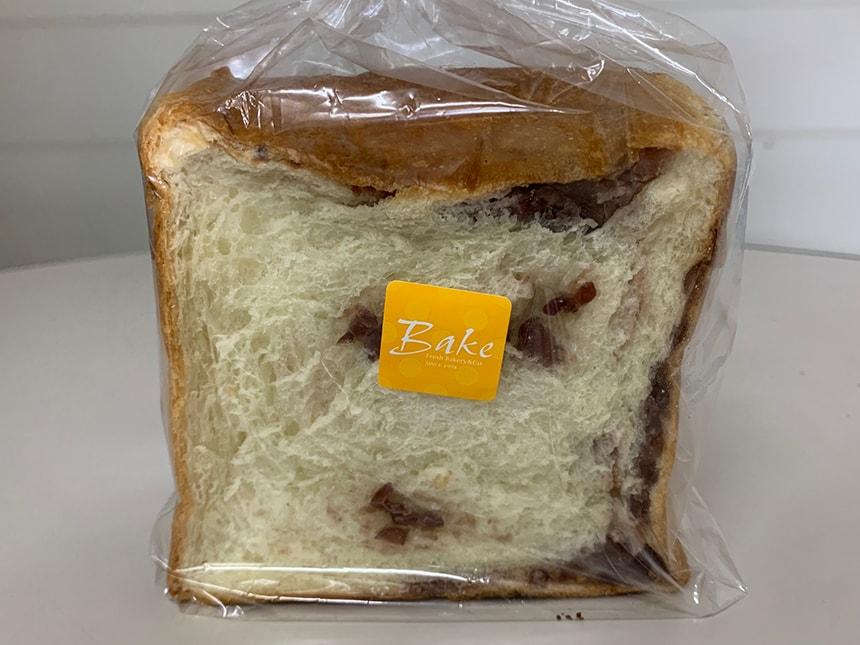 手焼き屋ベイク あんこ食パン2