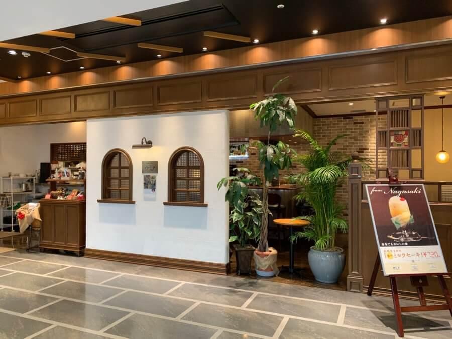 Cafe&Bar(カフェ&バー)ウミノ-外観