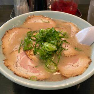 一ノ瀬 チャーシューラーメン1