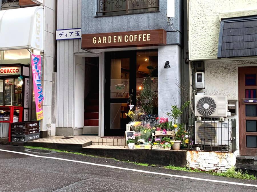 gardencaffee-外観