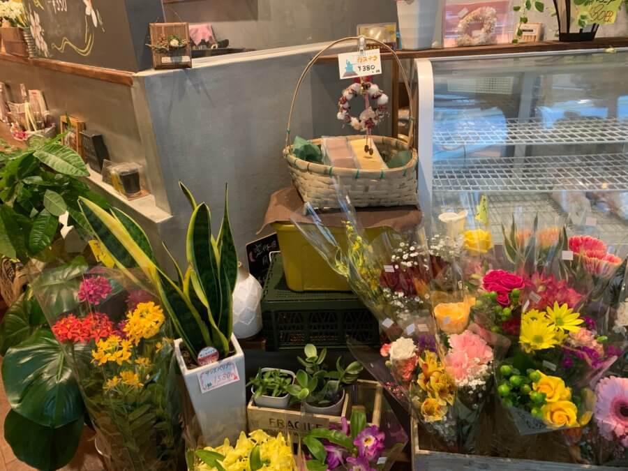 gardencaffee-店内2