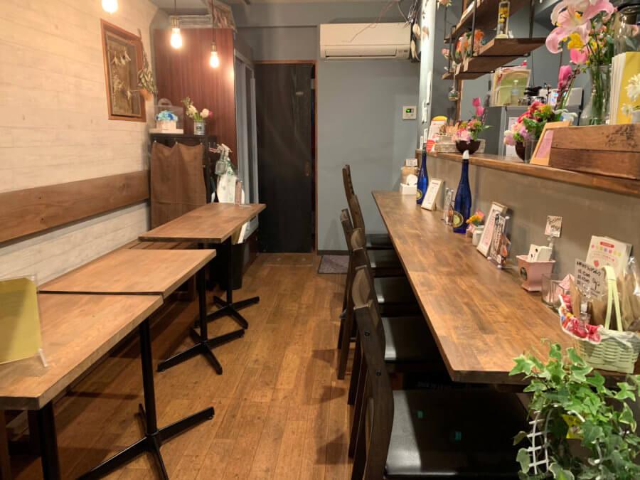 gardencaffee-店内
