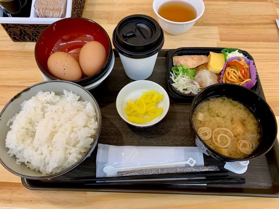 honda-卵かけごはんセット