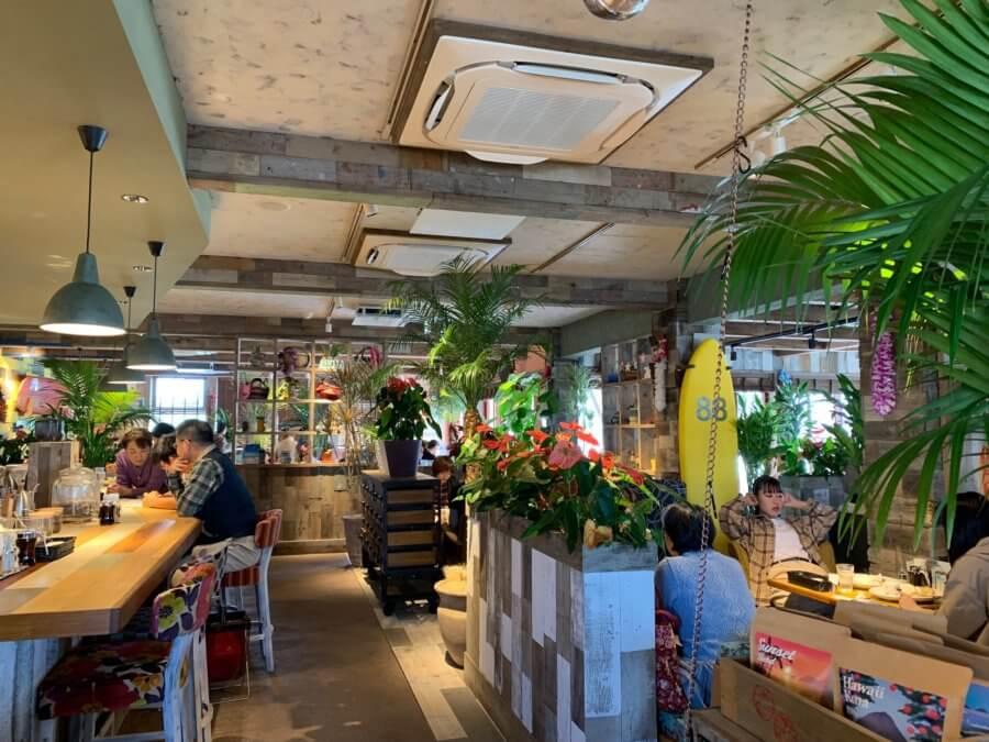 konascoffee-店内