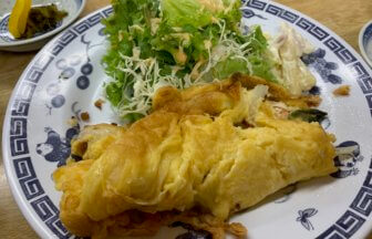 taikahanten-エビ玉定食2