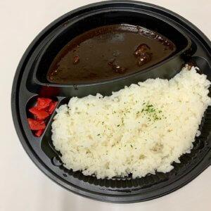 kuromaru-牛すじ黒カレー