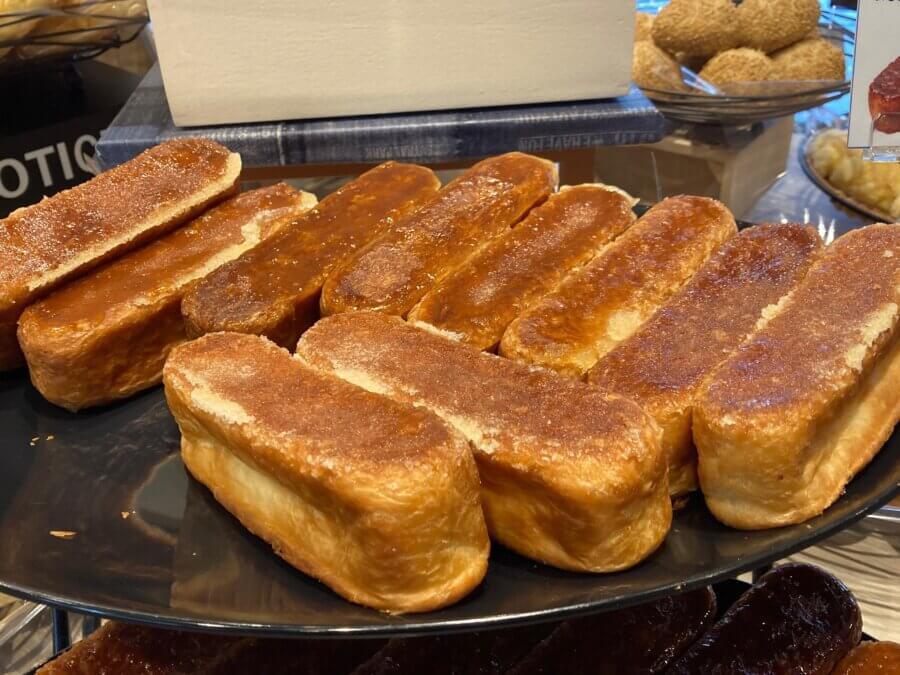 sarukubakery-練乳とチーズのキャラメリーゼ
